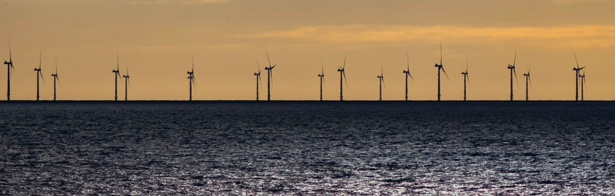 Skyline Energy wind farm